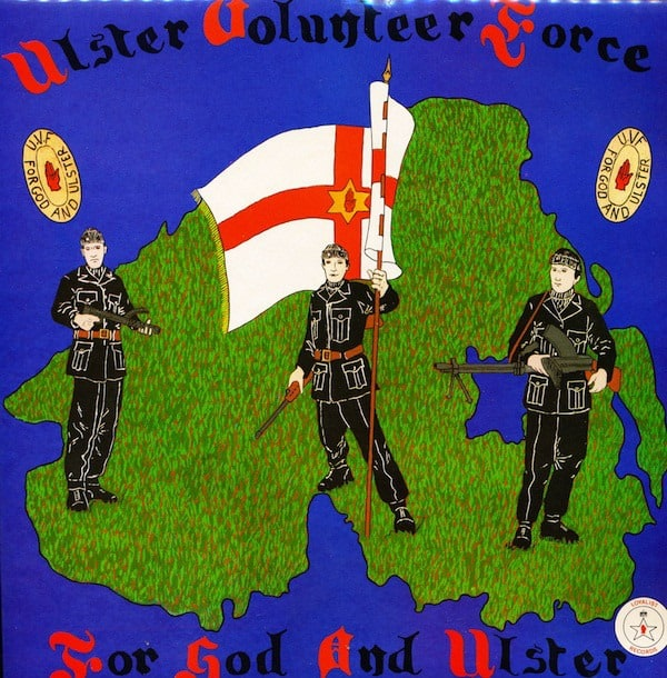 For God and Ulster album cover