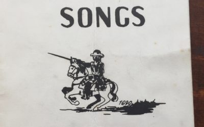 Orange – Loyalist Songbook – Published by the Shankill Defense Association