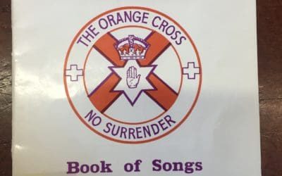 The Orange Cross Book of Songs, Poems and Verse